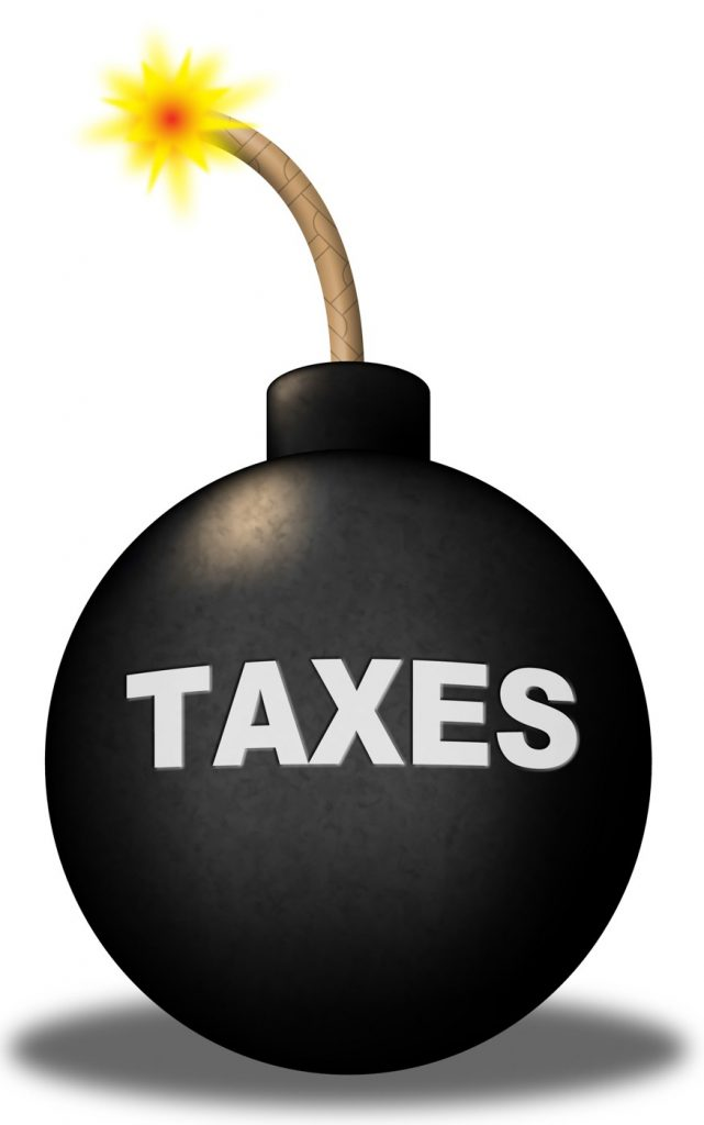 Startup Options Tax - A Ticking Bomb!