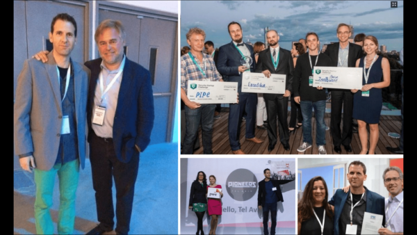Winning Startup Competitions: Kaspersky, Pioneers & OTEC