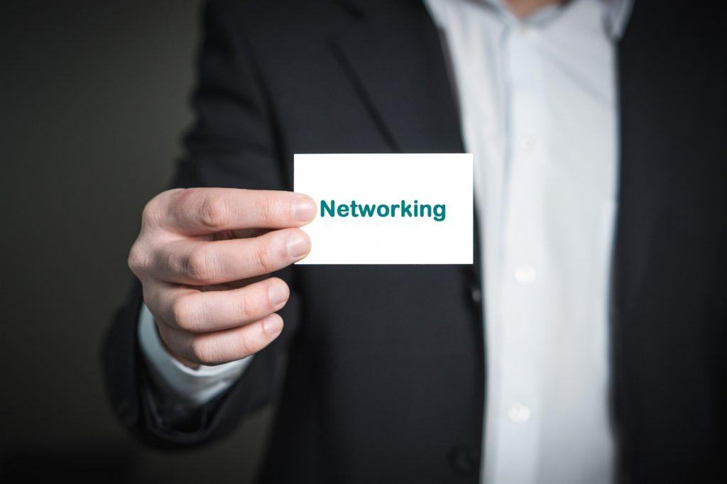 Network Prop #1 - The Business Card! :)
