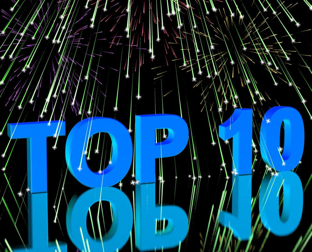 Congratulations, You Are a Finalist! Welcome to the Top... 10 ;)