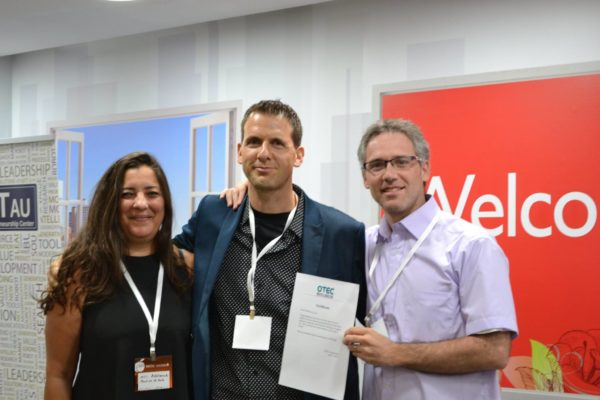 Haggai Yedidya - The Moments of Winning #1 Place, OTEC Startup Competition חגי ידידיה - רגעי הזכייה בתחרות הסטארטאפ הסינית